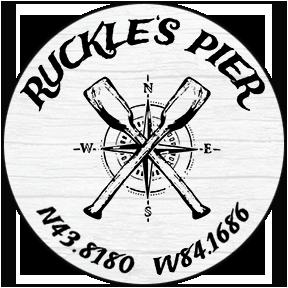 Ruckles Pier Logo